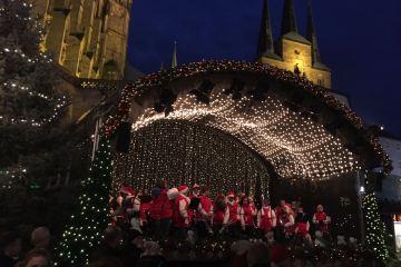 image 77 - Weihnachtsmarkt Erfurt Domplatz 02.12.2017 19:30 Uhr