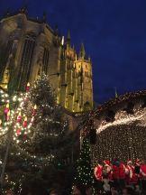 Weihnachten Domplatz Erfurt 2016