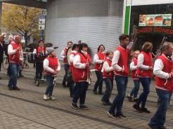 Karneval Erfurt 11.11.2017 7 - Auftakt der fünften Jahreszeit Karneval in Erfurt