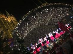 Domplatz Erfurt Weihnachtskonzert 2017 7 - Weihnachtskonzert auf dem Domplatz Erfurt 2017
