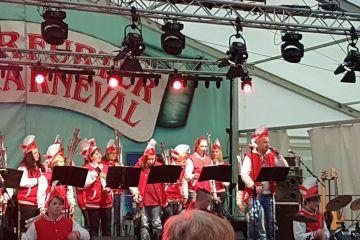 Aftershow Party Domplatz 2018 40 - Festzelt Erfurt Domplatz Faschingsumzug