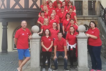 BigBand Wernigerode - Trainingslager 2018 Wernigerode