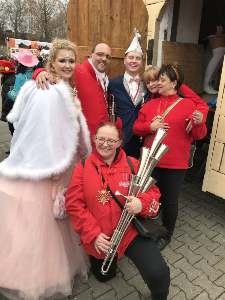 Karnevalsumzug Erfurt 2019