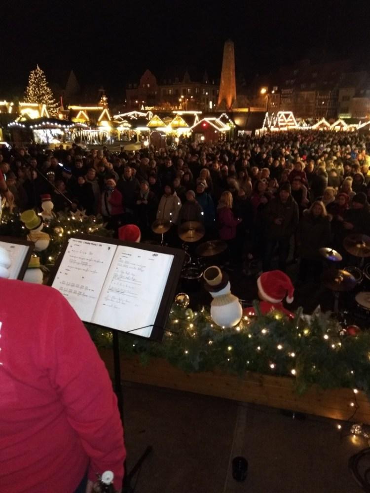 Weihnachtskonzert Erfurt