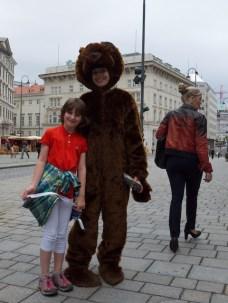 Städtereise Wien mit Anina und Nona 2012