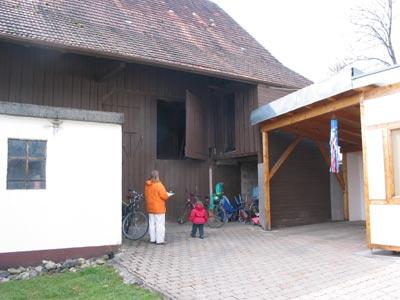 Umbau einer Scheune : schanzenberger freie architekten
