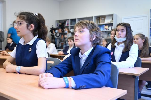 Программу для московских школьников подготовили представители НКО