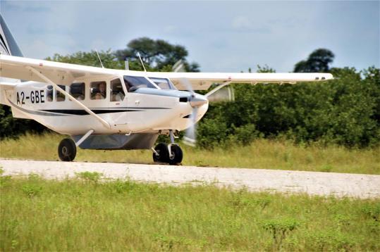 DSC07409 Lisa Heintzkill - Flugsafari durch das Tierparadies Botswana