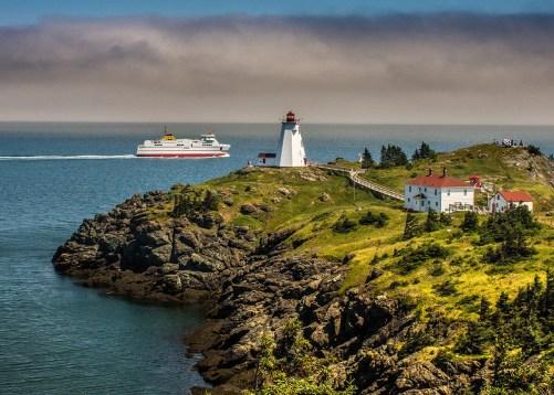 Naturschönheiten in Atlantik-Kanada