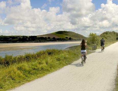 Cornwall Fahrrad David Hughes fotolia - Cornwall – Englands schönstes Ende