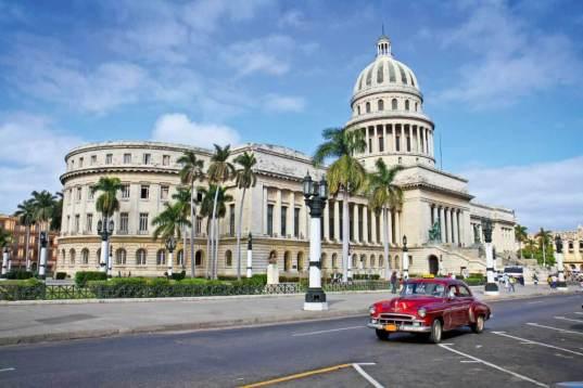 Revolutionär: Kuba per E-Bike