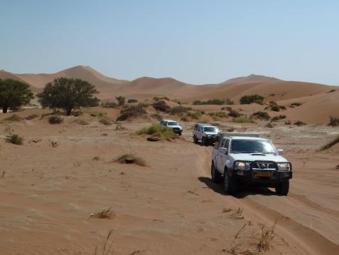 Namibia hautnah