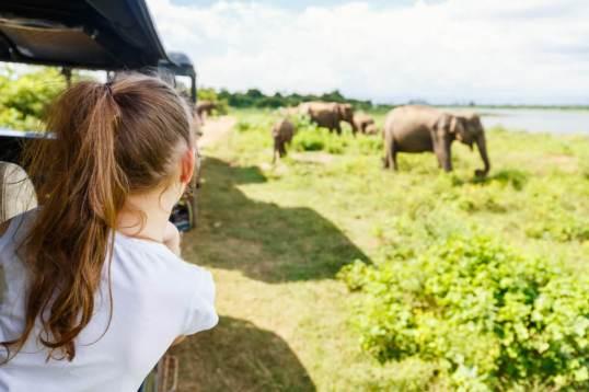 Familienreise Botswana