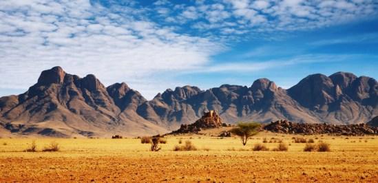 Die Highlights von Namibia