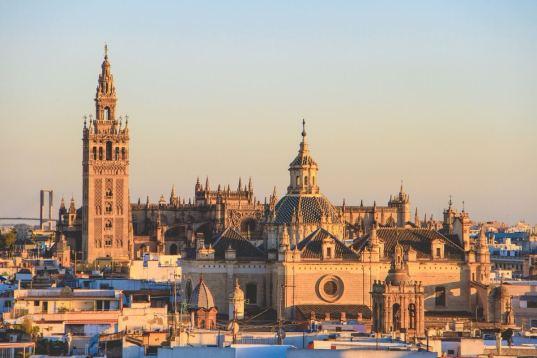 Städtereise Sevilla