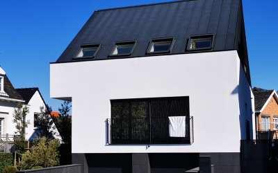 Heist-aan-Zee, Moderne, alleenstaande woning.