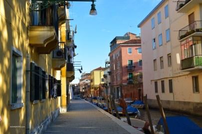 Hier wohnt Normalo Veneziano.