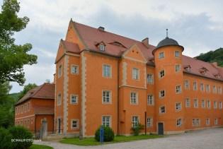 Das Fürstenhaus in Schulpforte.