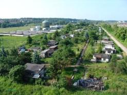 2004 - noch gibt es die Gartenanlage