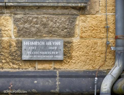 Vorsicht, das ist nicht der Heine, an den alle denken.