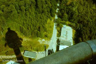 Fernsehturm Kyffhäuser - da konnte man hinauf!