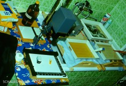 meine erste Laborausrüstung