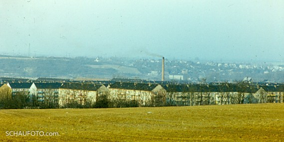 Weißenfels West in DDR-Grau
