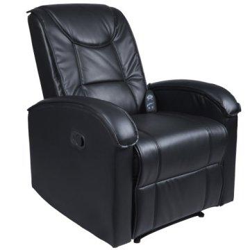 fernsehsessel relaxsessel mit w rme massagefunktion massagesessel mit fernbedienung. Black Bedroom Furniture Sets. Home Design Ideas