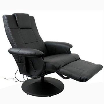 luxus shiatsu massagesessel entspannungssessel relaxsessel fernsehsessel mit massage. Black Bedroom Furniture Sets. Home Design Ideas
