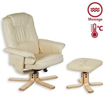 ᐅ Relaxsessel Comfort Inklusive Wärme Und Massagefunktion
