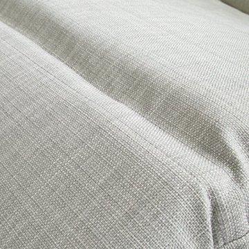 SoBuy® Neu-Schaukelstuhl (verstellbares Fussteil), Relaxstuhl mit Tasche, Relaxsessel mit neuem Gestell, FST19-HG -