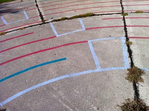 Ashbridge's Bay Park Labyrinth 1