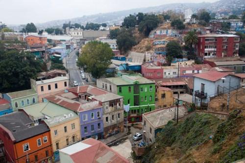 Chile - Valparaiso 2
