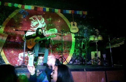 Chile - Valparaiso music