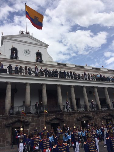 Ecuador - An Audience With The President 1