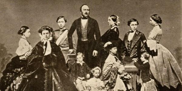 Queen Victoria and Her Nine Children     WTTW