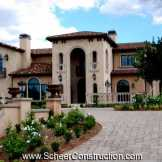 Custom Home in Los Angeles County 01
