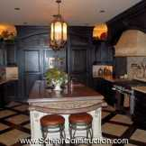 Custom Home in Los Angeles County 26