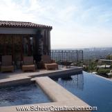 Hollywood Hillside Pool & Cabana After 2
