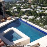 Hollywood Hillside Pool & Cabana After 3