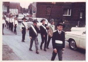 Kinderschützenfest 1969