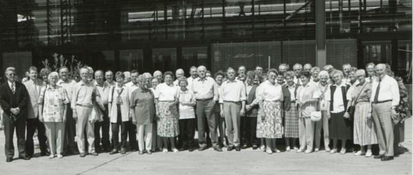 1995 Besuch dt. Bundestag