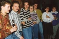 Dorfbilder Die Jugend feiert 1991019