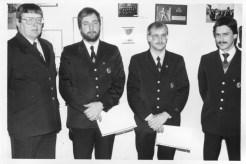 Feuerwehrversammlung 22.01.1991