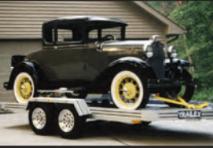 Classic Car Trailer