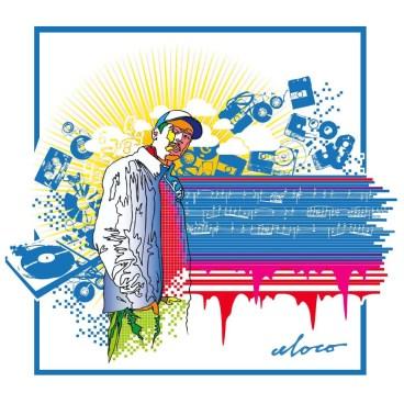 DJ Frankstarr of Planlos and Twincut by Celoco