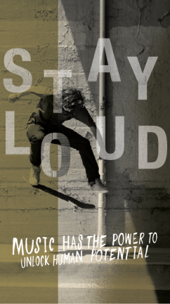 Stayloud 2015 Illustration (Trevor McClung)