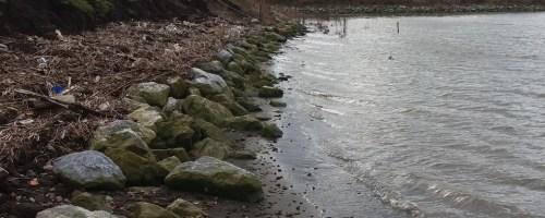 Erosie schiereiland Potpolder