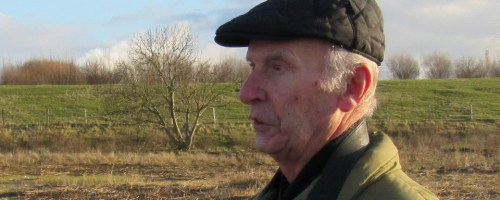 De oudste en de jongste vrijwilliger van Vogelbescherming