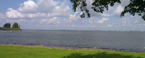 Opening in Brouwersdam voor schoner Grevelingenmeer